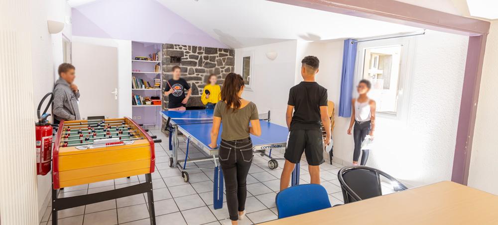 Accueil d'adolescents en Haute-Loire