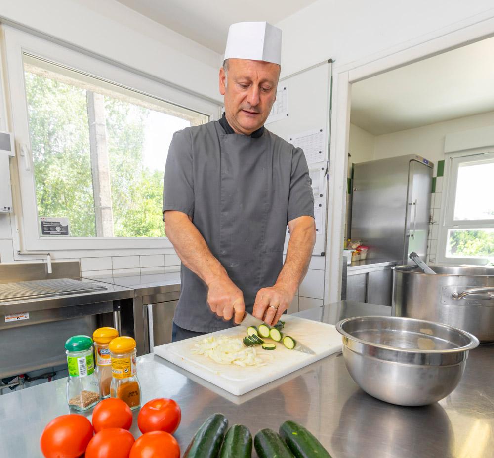 Cuisinier MECS Les Écureuils au Chambon-sur-Lignon